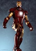 Ironman by Deviantferrick
