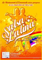 Salsa Latina by fukeeflex