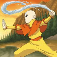 Last Air Bender by greenestreet
