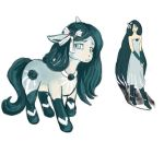 Pony-fied by AeternaAdoptables