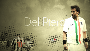 Alex Del Piero 1080p Wallpaper by Akio-CK