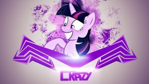 Crazy Like Twilight Sparkle by Karl97