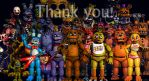 To all the FnaF fans... by 0640carlos