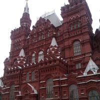 Moscow by met0riman