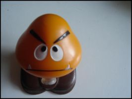 goomba by erinqwerty