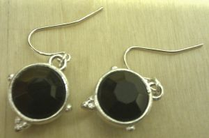 Upcycled Time Bomb earrings by Lovelyruthie