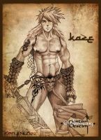 Kaze by KenjiArts