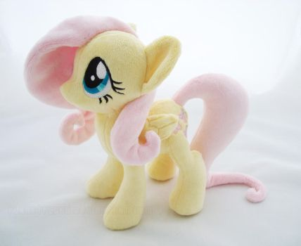 Fluttershy - Pattern available soon! by PlanetPlush
