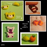 Sculpey's collage.01 by SaMtRoNiKa