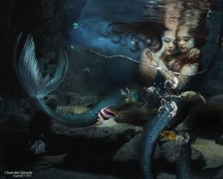 To catch a mermaid by photoshoplovers-com