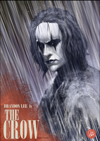 The Crow by Paco Pincay by pakopincay