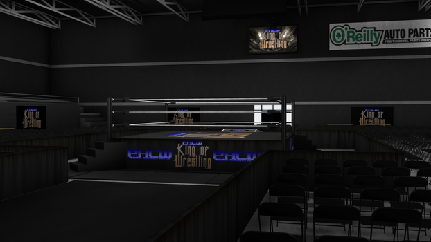 PHCW King of Wrestling Arena HD Concpet. 0005 by KingBearacuda185