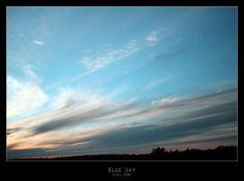 Blue Sky by Mr808