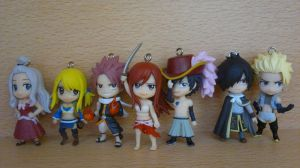 Fairy Tail Key Chain (4) by ng9