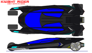 kight rider wd by bagera3005