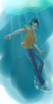 Perseus Jackson by lazy-perfs