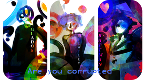 Portal- Are you corrupted? by Cheapcookie