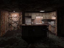 """Silent Hill 4 """"Room 302"""" by Angelion1987"""