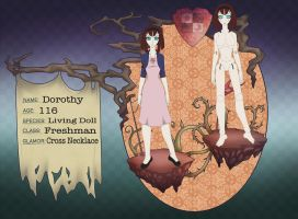 New Ma App - Dorothy by TwilightSweetie