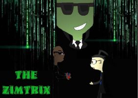 The Zimtrix by Zim-Shady