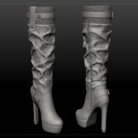 Boots V02 by sKasse