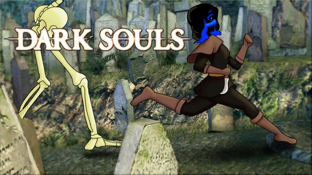 thumbnail Dark Souls part 2 by DigitalShadowYT