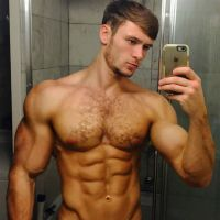 Fitness Model Muscle Morph by theology132