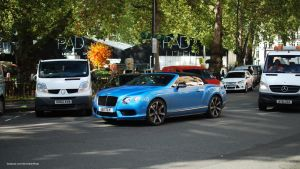 Bentley Continental GT V8 S by ShadowPhotography
