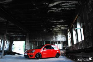 Ford Fiesta Individual Shoot 1 by DavysGT