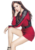 SNSD - Jessica Png [Render] by thisisdahlia
