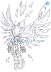 QuickSketch-SonicHolyForce by Fly-Sky-High