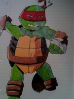 First Raphael drawing by Sirrax