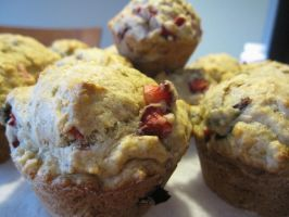 Those are berry good muffins by maytel