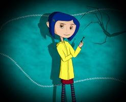 Coraline Taunt by josephlwu