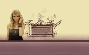 Taylor Swift Wallpaper by eirenealetheia