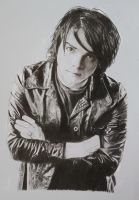 Gerard Way by AbatArt