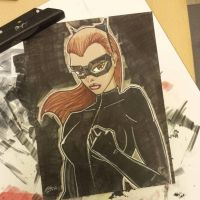 Catwoman by Wicked-Texan