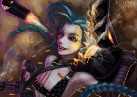 Jinx by float-cloud