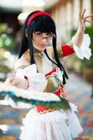 Magical Armor Yukiko - Persona 4 Golden by Mostflogged