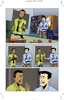 The Sundays page 8 colors by ScottEwen