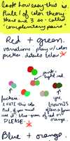 Color Theory Tutorial Part 1 by infinessence