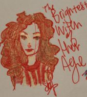 The Brightest Witch of Her Age by Hopeiscomingforme