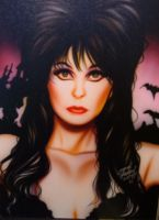 Elvira by jinn366