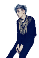 HyunSeung (Trouble Maker) PNG [Render] by GAJMEditions