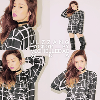 ULZZANG PACK 014 [PARK SORA] by Michelledae