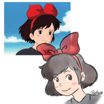 Fan Art - Kiki by BakaTard