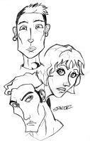 random faces by SalcorID