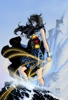 Wonder Woman_by Jim Lee by ShinobiXXX
