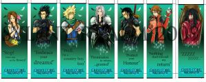 FF7CC bookmarks by sylent-realm