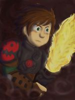 Hiccup by LeniProduction